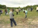 Слет кладоискателей в Иркутске 27.06.2009.