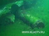 Подводный поиск на Байкале с металлоискателем