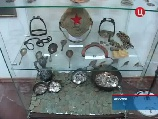 Первый в России музей кладоискателей открылся в Иркутске 22 марта 2012г.