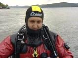 Подводный поиск на месте затопленной деревни Тальцы, р.Ангара, Иркутск.